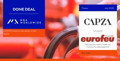 Deal between Capza & Eurofeu