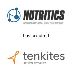 Nutritics acquired Ten Kites