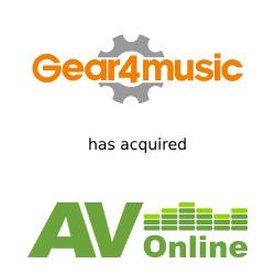 Gear Music and AV online deal