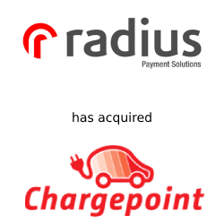Radius & Chargepoint Europe deal